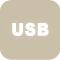 USB未対応